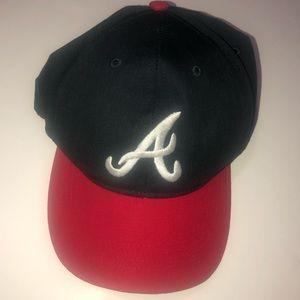 MLB Atlanta Braves Youth Snapback Baseball Hat